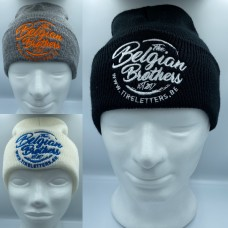 """The Belgian Brothers """"Beanie"""""""